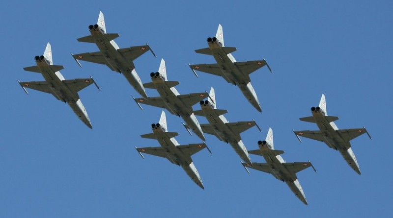 aviones f5