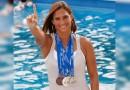 Nadadora hondureña obtiene medalla de bronce en campeonato Mundial