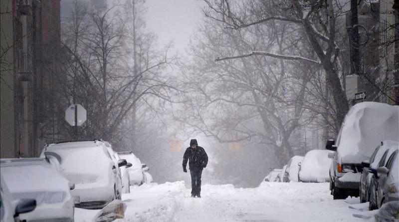 frio en nueva york