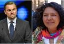 Posible visita de DiCaprio en Honduras en Aniversario de Berta Cáceres