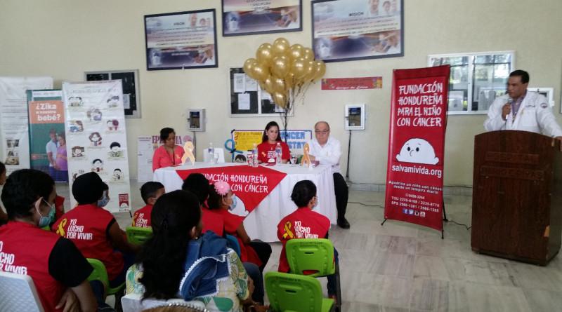 Jornada de concientización en Día Internacional del Cáncer Infantil
