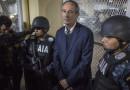 Detenido por presunta corrupción Álvaro Colon Ex Presidente de Guatemala