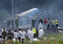Se estrella avión cubano con 105 personas a bordo
