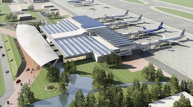 Aeropuerto Palmerola Honduras