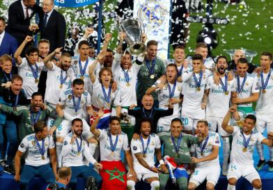 Real Madrid, Tricampeones de Europa