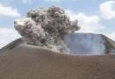 Explosión de volcán en Nicaragua
