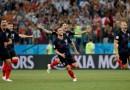Croacia avanza a cuartos de Final tras vencer a Dinamarca