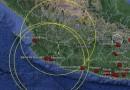 Temblor de magnitud 4.1 se registró éste martes en Michoacán