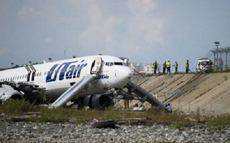 Accidente de Aviòn en Rusia4