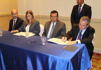 Secretaría de Salud, BID y SEFIN suscriben importante convenio