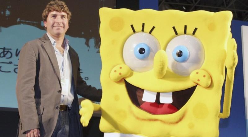 Creador de Bob esponja