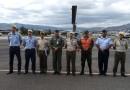 UHR, COPECO y 911,  reciben importante visita española