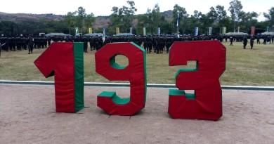 Ejército de Honduras celebra su 193 Aniversario