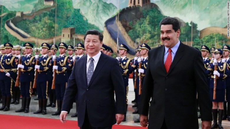 Apoyo China, Rusia y Turquía a Venezuela