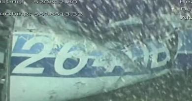 Encuentran cuerpo en restos de la avioneta de Sala
