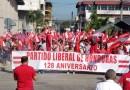 "Partido Liberal de Honduras, celebra su ""128 Aniversario"""