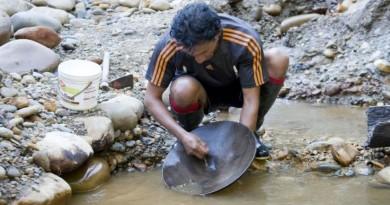 $180 millones para reducir uso de mercurio en minas artesanales  (ONU)