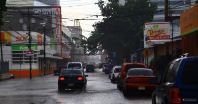 Lluvias leves a moderadas para éste Viernes Santo, en varias regiones del país