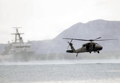 EE.UU. envía marinos a cuatro países de Centroamérica