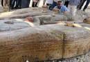 Equipo de arqueólogos descubren en Egipto, 20 sarcófagos intactos