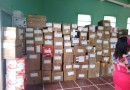 Global Links dona contenedor con equipo médico, a hospital de Comayagua