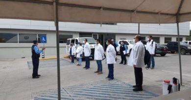 Supervisan protocolos y bioseguridad en Cervecería Hondureña