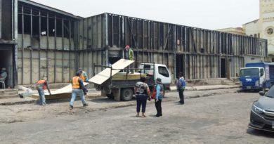 Esta semana inicia construcción de puestos quemados en mercados de Comayagüela