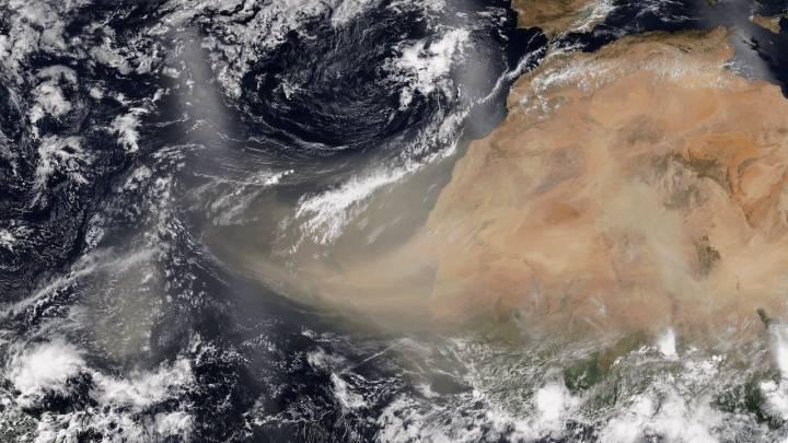Nube del Sahara puede ocasionar alergias