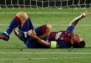 Messi continua su recuperación para estar en los cuartos de final de la Champions