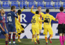 Barça consigue primera victoria del año como visitante, con asistencia de Messi