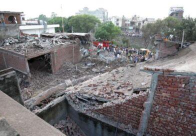 Más de una decena de muertos en la India, tras explosión de fábrica de productos químicos